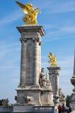 Pont Alexandre III, Paris, France Royalty Free Stock Photography
