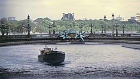 Pont Alexandre III on Senna