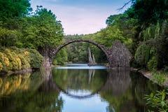 Pont Allemagne Photos libres de droits