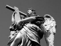 pont angelo sant Стоковое Изображение