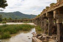 Pont antique Images libres de droits