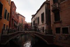 Pont au-dessus de Venise Photographie stock