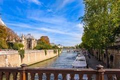 Pont au kopia w Paryż, Francja zdjęcia stock