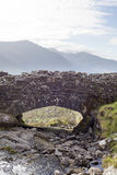 Pont au passage de Conor Photo libre de droits