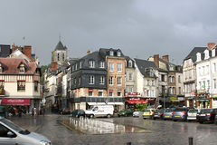 Pont Audemer Royalty Free Stock Images