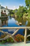 Pont aven in Bretagne Royalty-vrije Stock Fotografie