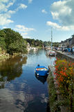 Pont aven in brittany Stock Images