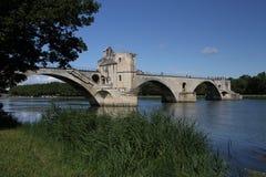 pont avignon d стоковые изображения
