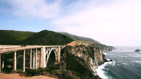 Pont Bigsur Photo stock