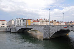 Pont Bonaparte Stock Photography