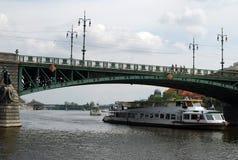 Pont, Budapest, Hongrie Photo stock