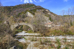 Pont of Cabreta Stock Photos