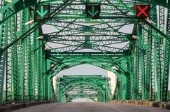 Pont commémoratif photographie stock libre de droits