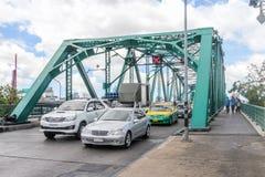 Pont commémoratif Bangkok images stock