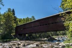 Pont couvert Photographie stock libre de droits