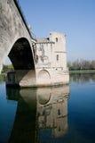 Pont dâAvignon Lizenzfreies Stockfoto