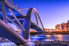 Pont d'île du ` s de St Patrick Image stock