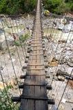 Pont d'Annapurna Photographie stock libre de droits