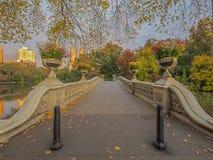 Pont d'arc, Central Park, New York CIT photos stock