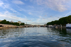 Pont d& x27;Austerlitz - Paris, France Stock Images