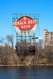 Pont d'avenue de Hennepin à Minneapolis photographie stock libre de droits
