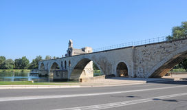 Pont d'Avignon Stock Photos