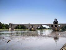 Pont d'Avignon Stock Images