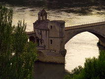 Pont d'Avignon Royalty Free Stock Photos