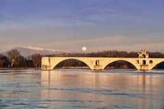 Pont d'avignon Stock Photos