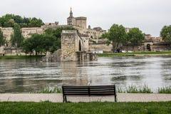 Pont d'Avignon Image libre de droits