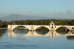 Pont d'Avignon, France Royalty Free Stock Photo