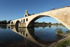 Pont d'Avignon, France Stock Images