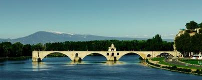 Pont d'Avignon Royalty Free Stock Image