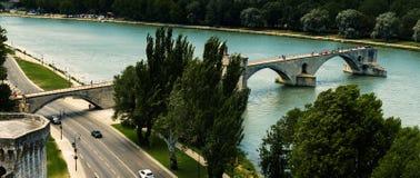 Pont d'Avignon Royalty Free Stock Photography