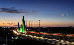 Pont d'Odins Photographie stock libre de droits