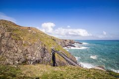 Pont dans a au sud-ouest de l'Irlande Photo libre de droits