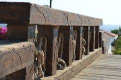 Pont dans le Sharm-el-Sheikh Photo stock