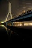 Pont dans Lishui image stock