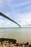 pont de Франции havre le normandie Стоковые Фото