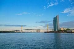 Pont de Bangkok Photo libre de droits