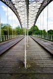 Pont de banque de Hagg Photographie stock