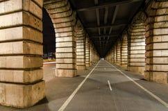Pont de Bercy Imagenes de archivo