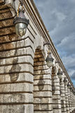 Pont de Bercy bridge, Paris Royalty Free Stock Photography