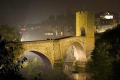 Pont de Besalú Royalty Free Stock Images