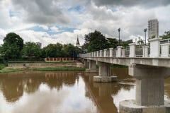 Pont de Chansom Memorail Photos stock