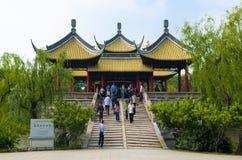 pont de cinq pavillons Image libre de droits