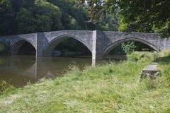 Pont de Cordemois spanning the Semois river