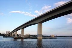 Pont de Daytona Beach Photographie stock