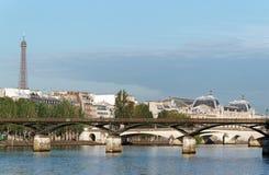 Pont de Pont des Arts Photos libres de droits