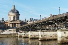 Pont de Pont des Arts Image stock